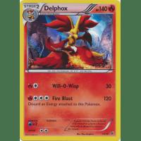 Delphox - 10/39 - HOLO Thumb Nail