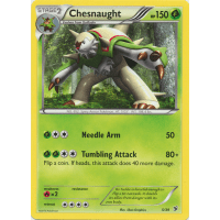 Chesnaught - 5/39 - NON-HOLO Thumb Nail