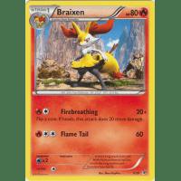 Braixen - 9/39 - NON-HOLO Thumb Nail