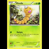 Weedle - 1/160 Thumb Nail