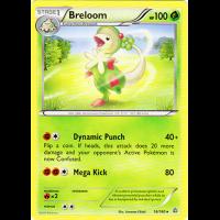 Breloom - 16/160 Thumb Nail