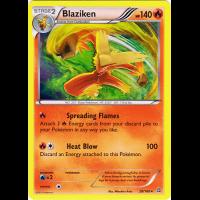 Blaziken - 28/160 Thumb Nail