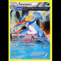 Swampert - 36/160 Thumb Nail