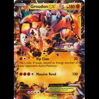 Groudon-EX - 85/160 Thumb Nail