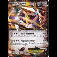 Aggron-EX - 93/160 Thumb Nail