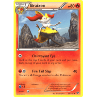 Braixen - 25/146 Thumb Nail