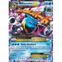 M Blastoise-EX - 30/146 Thumb Nail