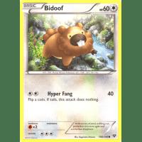Bidoof - 106/146 Thumb Nail