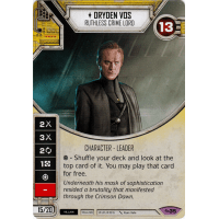 Dryden Vos - Ruthless Crime Lord Thumb Nail