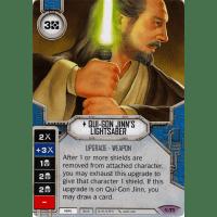 Qui-Gon Jinn's Lightsaber Thumb Nail