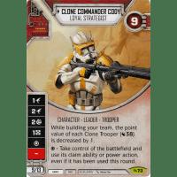 Clone Commander Cody - Loyal Strategist Thumb Nail