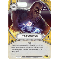 Let The Wookiee Win Thumb Nail