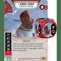 Admiral Ackbar - Perceptive Tactician Thumb Nail