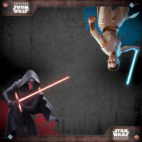 Star Wars Destiny: Two-Player Game Mat - Awakenings Thumb Nail