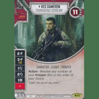 Kes Dameron - Courageous Sergeant Thumb Nail