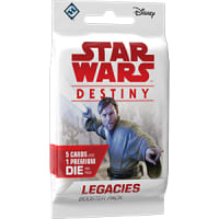 Star Wars Destiny: Legacies Booster Pack Thumb Nail
