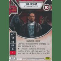 Bail Organa - Alderaanian Senator Thumb Nail