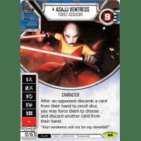 Asajj Ventress - Force Assassin Thumb Nail