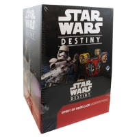 Star Wars Destiny: Spirit of Rebellion Booster Display Thumb Nail