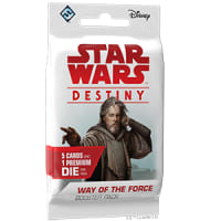 Star Wars Destiny: Way of the Force Booster Pack Thumb Nail