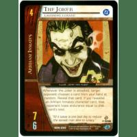 The Joker Laughing Lunatic