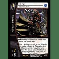 Hush - Mystery Man Thumb Nail
