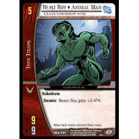 Beast Boy @ Animal Man - Titans Tomorrow West Thumb Nail