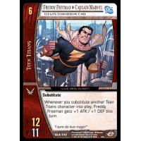 Freddy Freeman @ Captain Marvel - Titans Tomorrow East Thumb Nail