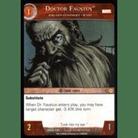Doctor Faustus - Johann Fennhoff / Raid Thumb Nail