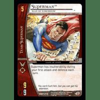 Superman, Man of Tomorrow Thumb Nail
