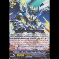 Blue Wave Dragon, Tetra-drive Dragon Thumb Nail