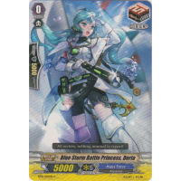 Blue Storm Battle Princess, Doria Thumb Nail