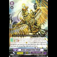 Brass-winged Gear Hawk Thumb Nail