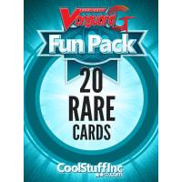 20 Cardfight! Vanguard rares Thumb Nail
