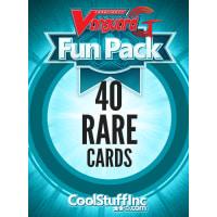 40 Cardfight! Vanguard rares Thumb Nail