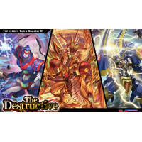 Cardfight!! Vanguard - The Destructive Roar Extra Booster Box Thumb Nail