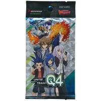 Cardfight!! Vanguard - Unite! Team Q4 V Booster Pack Thumb Nail
