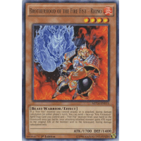 Brotherhood of the Fire Fist - Rhino Thumb Nail