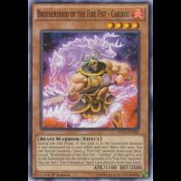 Brotherhood of the Fire Fist - Caribou Thumb Nail