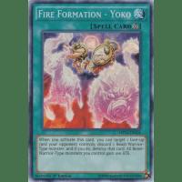 Fire Formation - Yoko Thumb Nail