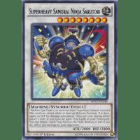 Superheavy Samurai Ninja Sarutobi Thumb Nail