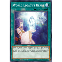 World Legacy's Heart Thumb Nail