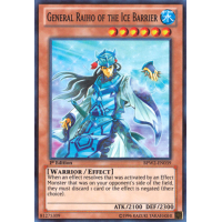 General Raiho of the Ice Barrier Thumb Nail