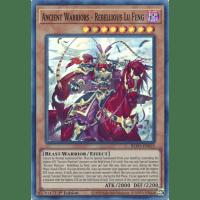 Ancient Warriors - Rebellious Lu Feng Thumb Nail