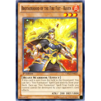 Brotherhood of the Fire Fist - Raven Thumb Nail