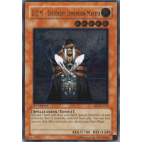 D.D.M. - Different Dimension Master (Ultimate Rare) Thumb Nail