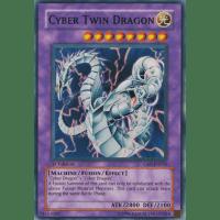 Cyber Twin Dragon (Super Rare) Thumb Nail