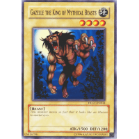 Gazelle the King of Mythical Beasts Thumb Nail