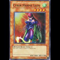 Cyber Harpie Lady Thumb Nail