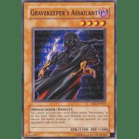 LCYW-DE189 Ultra Rare EN NM Gravekeeper/'s Assailant
